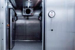 Kühlzellen und Tiefkühlzellen